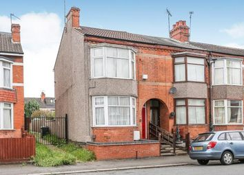 Thumbnail 2 bed end terrace house for sale in Kingsland Avenue, Chapelfields, Coventry, West Midlands
