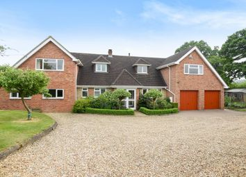 Thumbnail 6 bed detached house for sale in Stoney Lane, Ashmore Green, Thatcham