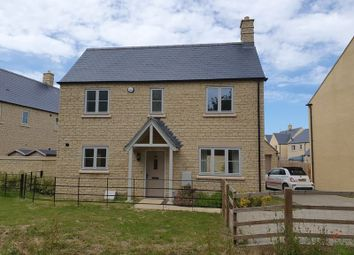 Thumbnail 3 bed detached house for sale in Yells Way, Fairford