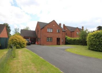 Thumbnail 4 bed detached house to rent in Edstaston, Wem, Shrewsbury