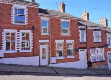 Thumbnail 3 bedroom terraced house for sale in St. Pauls Road, Portland