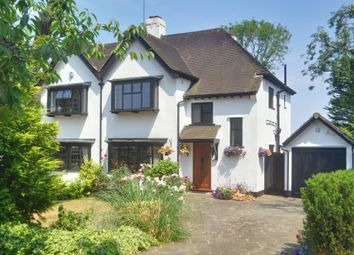 Thumbnail 3 bed semi-detached house for sale in Dale Wood Road, Orpington