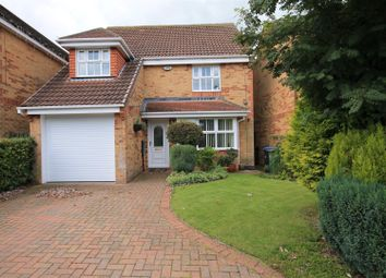 Thumbnail 4 bed detached house for sale in Chestnut Court, Toft Hill, Bishop Auckland