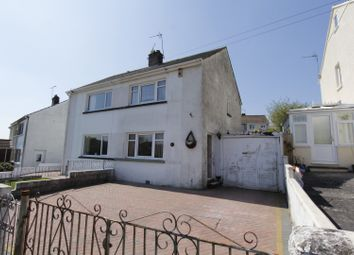 Thumbnail 2 bed semi-detached house for sale in Shakespeare Avenue, Cefn Glas