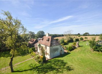 Thumbnail 5 bed equestrian property for sale in Tamley Lane, Hastingleigh, Ashford, Kent