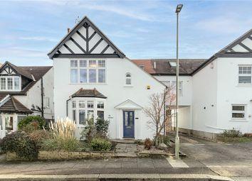 Elm Court, Oakhurst Avenue, East Barnet EN4. 4 bed link-detached house for sale