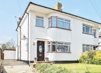 Thumbnail 4 bed semi-detached house for sale in Starts Hill Road, Farnborough, Orpington