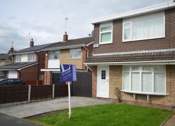 3 bed semi-detached house to rent in Cranleigh Crescent, Chester, Cheshire CH1