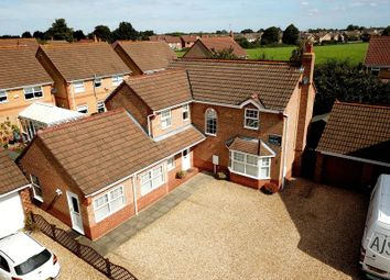 Thumbnail 5 bedroom detached house for sale in Osbourne Way, Market Deeping, Peterborough