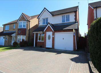 3 bed detached house for sale in Glazebury Way, Northburn Manor, Cramlington NE23