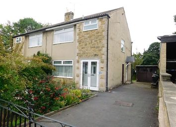 Thumbnail 3 bed semi-detached house for sale in Norwood Avenue, Shipley