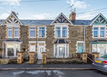 Thumbnail 4 bed terraced house for sale in Dunraven Street, Aberkenfig, Bridgend