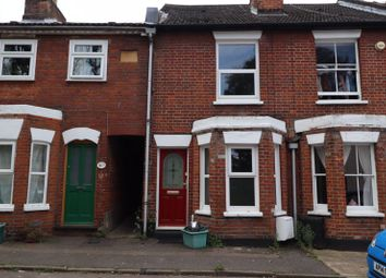 2 bed terraced house to rent in Burlington Road, Colchester CO3