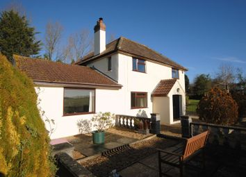Thumbnail 4 bed detached house for sale in Somerton Hill, Langport