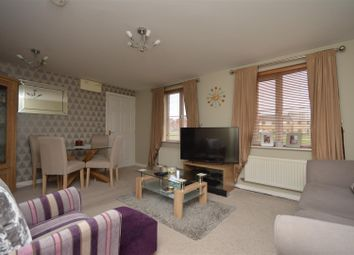 Thumbnail 2 bed flat for sale in Dunnock Drive, Costessey, Norwich