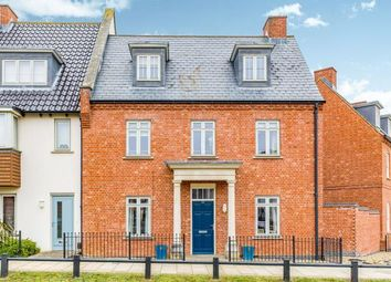 Thumbnail 4 bed semi-detached house for sale in Scribers Drive, Upton, Northampton, Northamptonshire