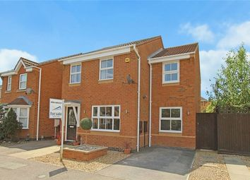 Thumbnail 3 bed end terrace house for sale in Kirkstall Close, Elstow, Bedfordshire