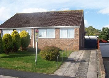 Thumbnail 2 bed bungalow to rent in Wigmore Gardens, Weston-Super-Mare