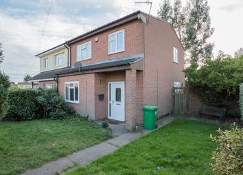 Thumbnail 3 bed semi-detached house for sale in Brindley Road, Wollaton, Nottingham
