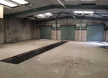 Thumbnail Industrial to let in Warehouse, Navigation Road, Burslem, Stoke-On-Trent