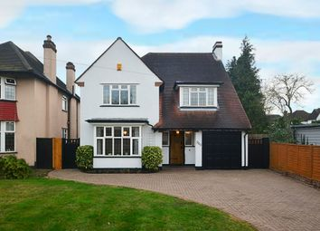 Thumbnail 4 bed detached house for sale in Poverest Road, Petts Wood