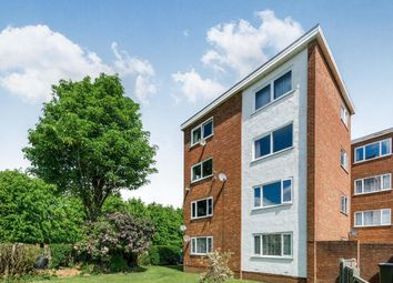 Thumbnail 2 bed flat for sale in Weston Grove Road, Southampton