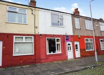 2 bed terraced house for sale in Raikes Road, Preston PR1