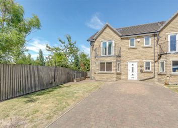 Thumbnail 4 bed town house for sale in Victoria Court, Haslingden, Rossendale