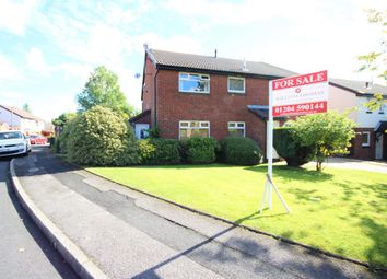 Thumbnail 1 bed town house to rent in Beeston Close, Sharples, Bolton, Lancs, .