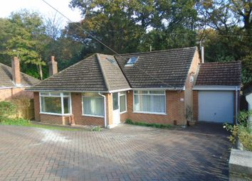 Thumbnail 4 bed detached bungalow to rent in Charborough Road, Broadstone