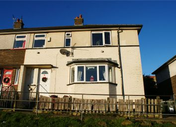 Thumbnail 4 bed semi-detached house for sale in Whinfield Drive, Keighley, West Yorkshire