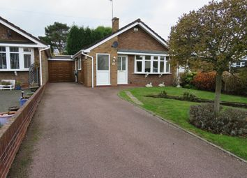 Thumbnail 2 bed bungalow for sale in Woodfield Drive, Norton Canes, Cannock