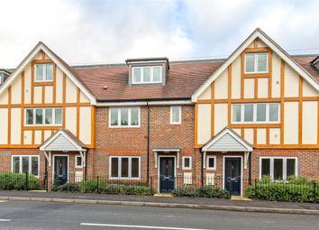 Thumbnail 4 bed terraced house for sale in Hillcrest Road, Edenbridge, Kent