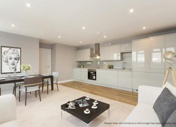 Thumbnail 1 bedroom flat for sale in 96-106 Queensway, Bletchley