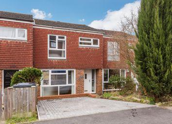 Thumbnail 3 bed terraced house for sale in Church Avenue, Haywards Heath