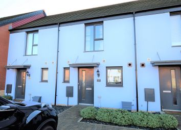 Thumbnail 2 bed terraced house for sale in Mariners Walk, Barry