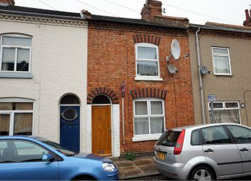 Thumbnail 2 bedroom terraced house for sale in Poole Street, Northampton