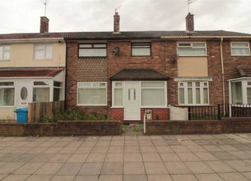 Thumbnail 3 bed terraced house to rent in Kenbury Close, Kirkby, Liverpool