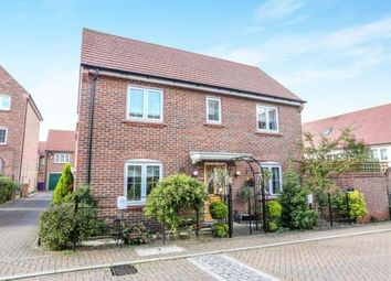 Thumbnail 3 bedroom detached house for sale in Lindsell Avenue, Letchworth Garden City, Hertfordshire, England