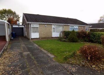 Thumbnail 2 bed semi-detached bungalow for sale in Castle Way, Newcastle Upon Tyne