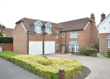 Thumbnail 4 bed detached house for sale in St. Margaret Drive, Epsom