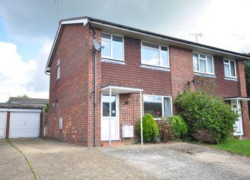 Thumbnail 3 bed semi-detached house to rent in Mill Lane, Ashington, Pulborough