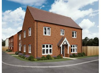 Thumbnail 3 bed detached house for sale in Goosefoot Lane, Hardwicke