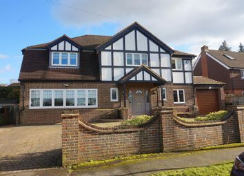 Thumbnail 4 bed detached house for sale in Mellow Close, Banstead