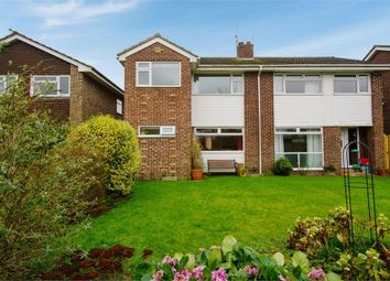 Thumbnail 3 bedroom semi-detached house for sale in Charles Close, Thornbury, Bristol, Gloucestershire