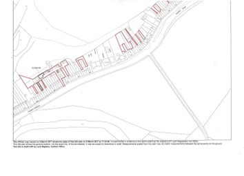 Thumbnail Land for sale in Parcels Of Garden Land Behind, Trumpet Road & Trumpet Terrace, Cleator, And Ennerdale Road, Cleator Moor, Cleator Moor, Cumbria