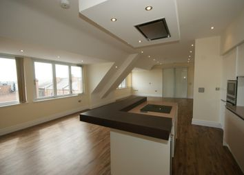 Thumbnail 2 bed flat to rent in Villiers House, Clarendon Street, Leamington Spa