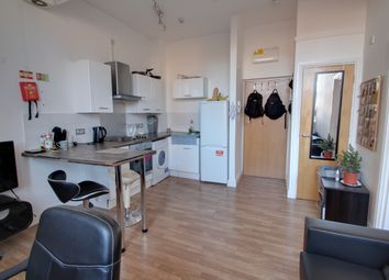 Thumbnail 1 bed flat to rent in Chancery Street, Leicester