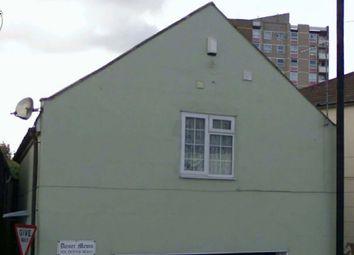 Thumbnail 1 bedroom flat to rent in Dover Road, Northfleet, Gravesend
