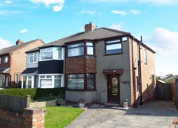 Thumbnail 3 bed semi-detached house to rent in Hillview Road, Rubery, Rednal, Birmingham
